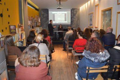 Presentazione di ArtisanOnline a Scutari