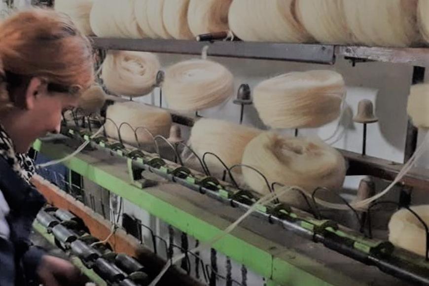 Albania: l'artigianato femminile tra crisi e rinascita.